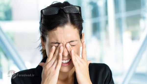 برای ضعیفی چشم چی خوبه؟